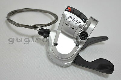 SHIMANO Deore XT SL-M760 MTB Bike Front 3-speed Trigger Shifter - LEFT for sale  Shipping to Canada