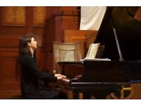 Classical pianist offers private piano lessons