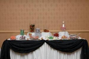 Candy Tables for Weddings, Baby and Bridal Showers etc...