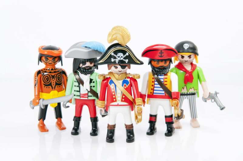 Playmobil is one of the world's leading toy brands