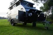 Fantasy 15ft Off Road Caravan Poptop Shower Bunks Timber Interior Moorabbin Kingston Area Preview