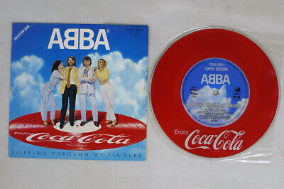 ABBA SLIPPING THROUGH MY FINGERS DISCOMATE PD-105 Japan PROMO PICTURE 7