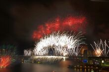 2015 NEW YEAR EVE'S FIREWORK TICKETS Milsons Point North Sydney Area Preview