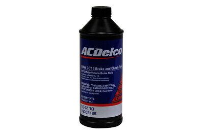 Brake Fluid ACDelco GM Original Equipment 10-4110