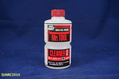 MR HOBBY Gunze T113 Tool Cleaner MODEL PAINT 250ML KIT TOOL SUPPLY - Hobby Tool Supply