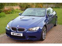BMW 3 SERIES M3 (blue) 2008