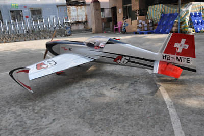 "Extra-330SC 106""/2700mm Huge 3D Aerobatic 100CC Gas RC Airplane ARF IN US"
