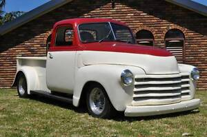 1948 CHEV PICK UP,454 BB,9IN,4 LINK REAR, RODTECH FRONT, AUS. RHD St Clair Penrith Area Preview