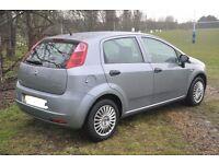 Fiat PUNTO Grande Full SERVICE History 44k Low Milage ECONOMICAL 6m MOT