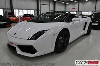 Lamborghini Gallardo LP560-4 Spyder - Lifting - Rear camera
