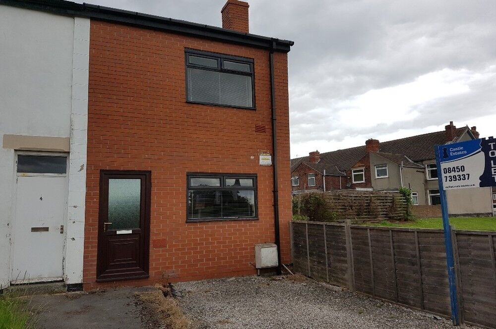 3 bedroom house in Bolsover Road, CHESTERFIELD, S44