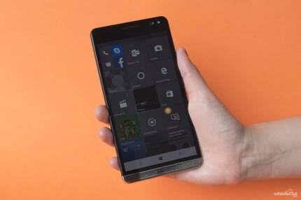 HP Elite X3, Dual SIM 4G SnapDragon 820 2.15Ghz, Win 10 Mobile,