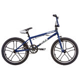 20 in Mongoose Boy's BMX Freestyle Bike Scan R30, Blue