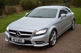 MERCEDES BENZ CLS CLS350 CDI SPORT AMG (silver) 2011