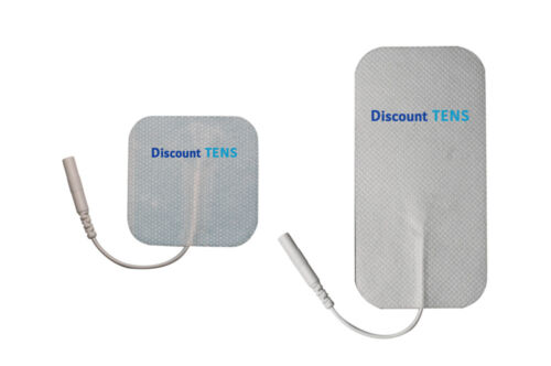 TENS Wired Electrodes Compatible with TENS 7000 & TENS 3000