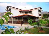 4 bedroom Holiday villa for rent in Hisaronu Oludeniz Fethiye Turkey