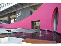 Fantastic 1 bedroom executive apartment, 55 Degrees North, Newcastle City Centre
