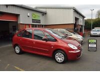 SWAP WHY***08 PLATE CITREON XSARA PICASSO DESIRE 1.6 DIESEL 10 MNTHS MOT 50MPG EX COND DRIVES EX