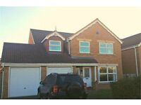 Fantastic 4/5 bedroom Detached property situated in St Bedes Walk, Holystone, Newcastle.