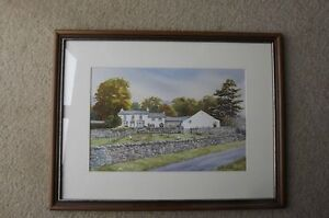 FS: Janet Forsyth (water colour) Original signed Paintings [matt London Ontario image 3