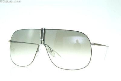 CHRISTIAN DIOR occhiali da sole sunglasses unisex DIOR 0124/S QHK 99/01acciaio