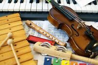 Open House Music For Young Children February 9 and 16.