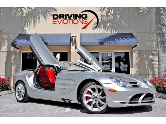 2009 Mercedes-Benz SLR McLaren For Sale