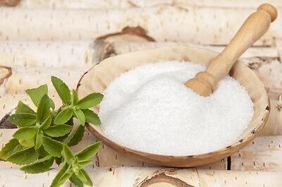 1Kg Xylit Xylitol natürlicher Zuckerersatz Süßungsmittel Birkenzucker 1000g