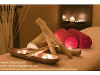 Just Relax by Kinga / Massage Therapist / THIS IS NOT SEXUAL SERVICES