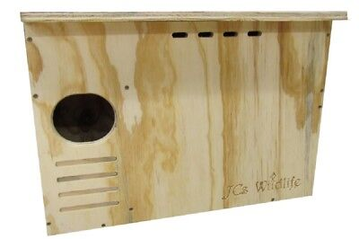 JCs Wildlife Barn Owl Nesting Box Do It Yourself Assembly Kit- Free Shipping