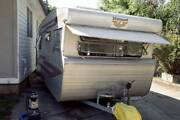 '62 Caravan 16ft Vintage Viscount Ambassador Toowoomba Toowoomba City Preview
