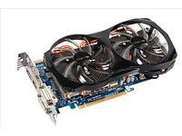 GIGABYTE video card - GeForce GTX 660