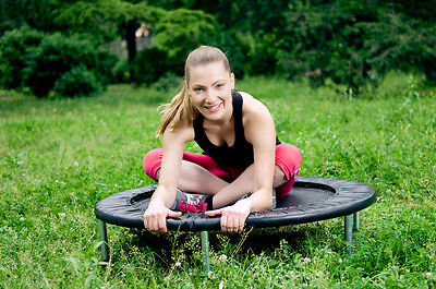Trampolining is a great low impact exercise