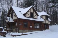 HOLIDAY VALLEY / ELLICOTTVILLE  Area  /  GINGER BREAD CHALET