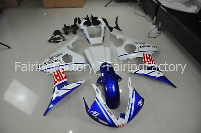 03 04 05 Yamaha R6 FIAT fairings bodywork in USA new