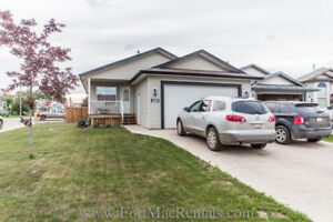 132a Dickey Bay 3 bed 2 Bath Double Garage Utilities Included
