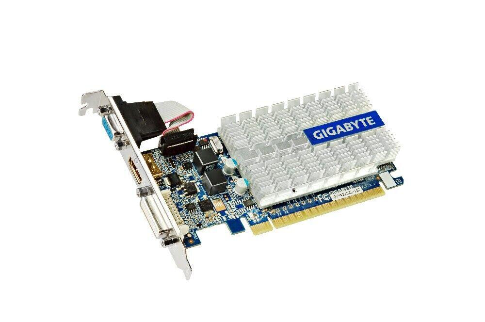 Gigabyte Nvidia 210 1GB VGA/DVI/HDMI