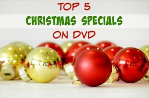 Top 5 Christmas Specials on DVD