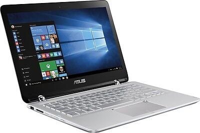 New Asus 13.3 FHD TouchScreen 2-in-1 Laptop Intel i5 6GB 1TB Bluetooth WiFi HDMI