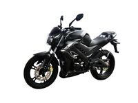 Brand New AJS TN12 125cc naked sports bike commuter. Finance options available