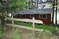 Rustic Red Cottage for Rent - Allen Lake, Haliburton Highlands