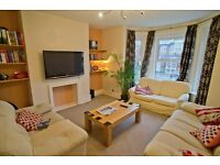 1st October-Room for rent in sociable young prof'l house.St James Rd, Upper Shirley, Southampton