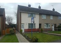 2 bedroom house in Rye Crescent, Danesmoor, Chesterfield, S45