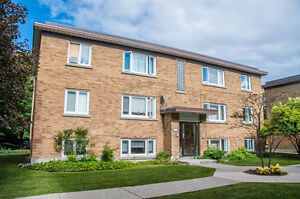 2 BED RENTAL FOR JULY - QUIET LOW RISE - CLOSE TO CARLETON