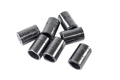 """5/10/15/20 mm 4pieces 1 1/8"""" Carbon Washers Carbon Fiber Spa"""