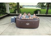 Lay-Z-Spa Maldives Jet Hyrdo Pro Inflatable Hot Tub WINTER PRICE !
