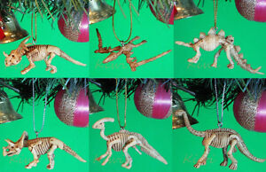 Decoration-Ornament-Xmas-Tree-Party-Home-Decor-Dinosaur-Parasaurolophus-D81to86
