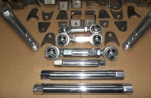 "POWER BARS SWAY BAR KIT 29"" X 1.00 X 1 1/8"" X 48 SPLINE BAR ENDS Belleville Belleville Area image 5"