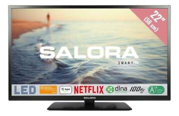 Demo Salora 22FSB5002 led tv