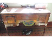 House-Clearance Hallway Table for Sale